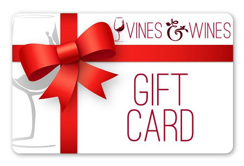 vines&wines gift voucher